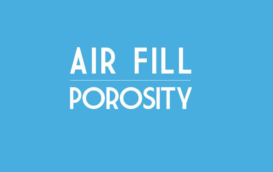 AirFillPorosity